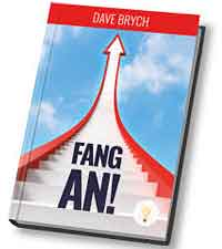 "Cover ""Fang an!"" von David Brych"