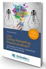 "Cover ""Das Online-Marketing Praxishandbuch"" von Thomas Klußmann"