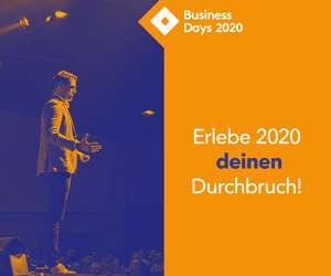 "Bild ""Business-Days 2020"" Andreas Klar"